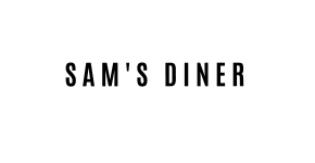 Sam's Diner To Go Logo